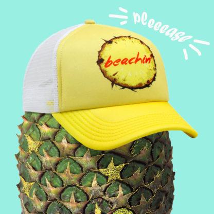 Beachin pineapple